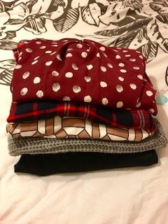 Brace yourself: I review my Fall 2017 Stitch Fix box